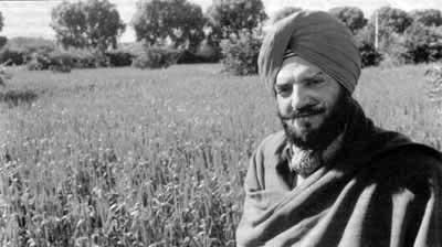 Punjabi põllumajandustootja